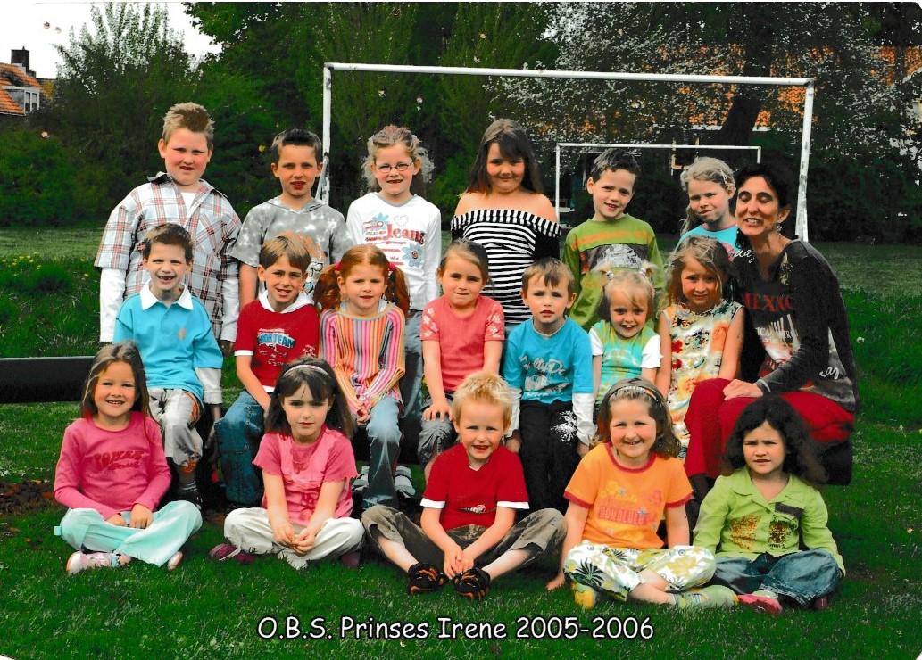 Prinses Irene foto