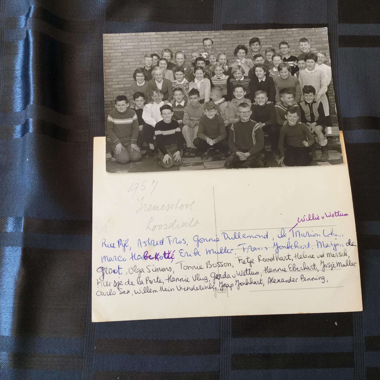Irene school foto