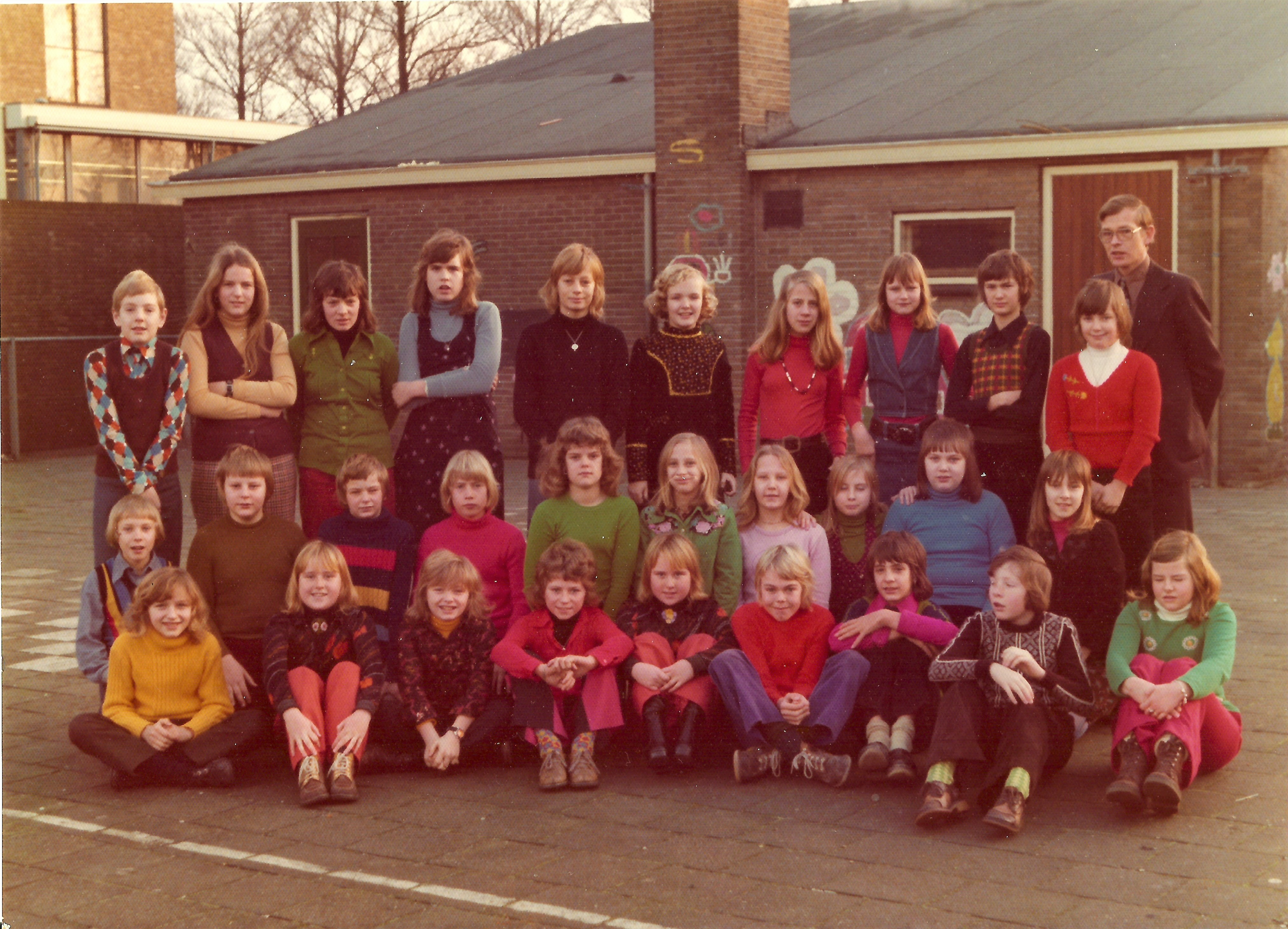 Clara Sternschool foto