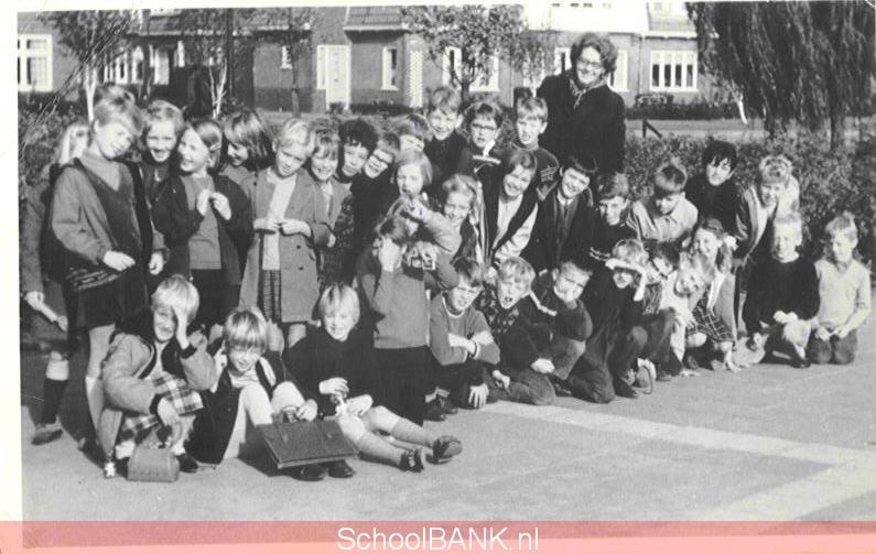 Van Der Meulen Vastwijkschool foto