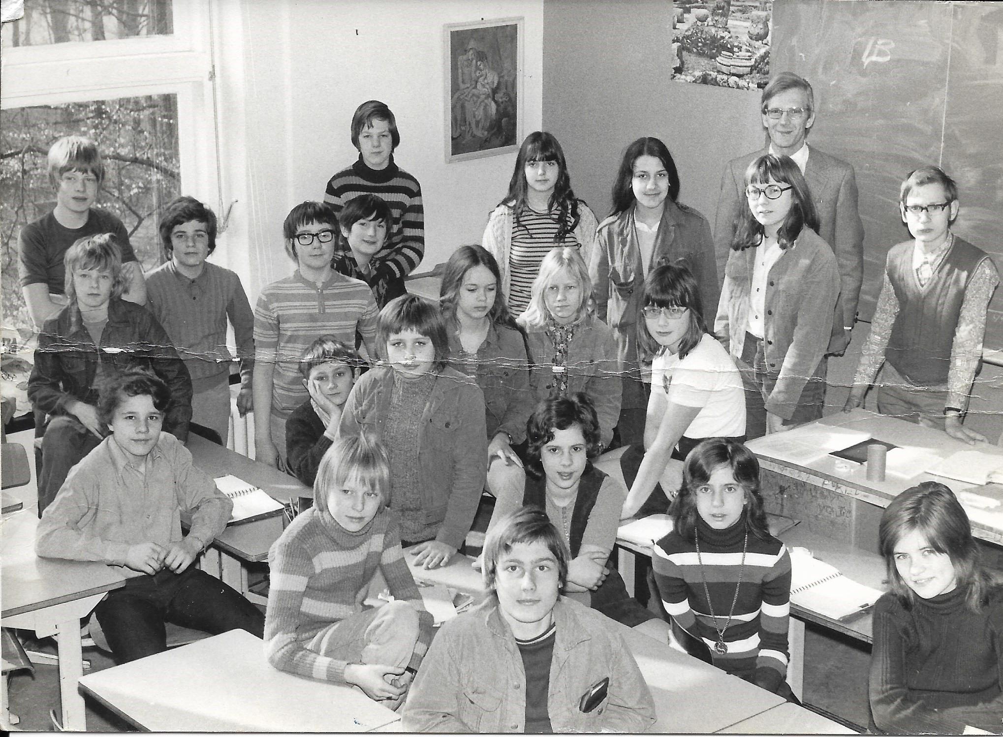 Gemeentelijke school voor Havo foto