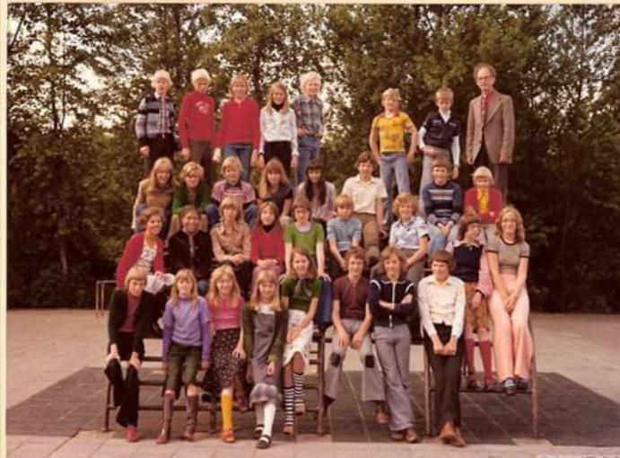 St. Matthiasschool foto