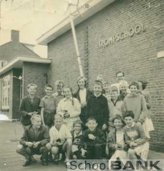 Trompschool foto