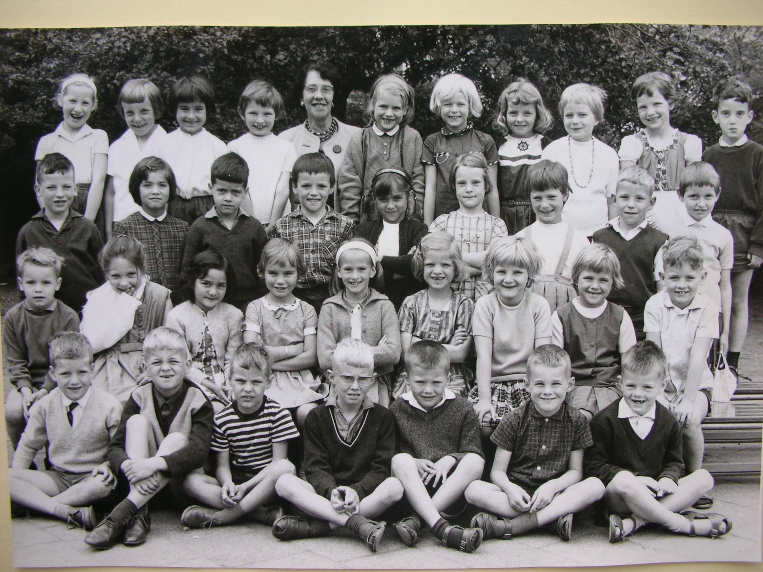 Gemeentelijke Openbare Lagere School Gevers Deutz Terwee foto