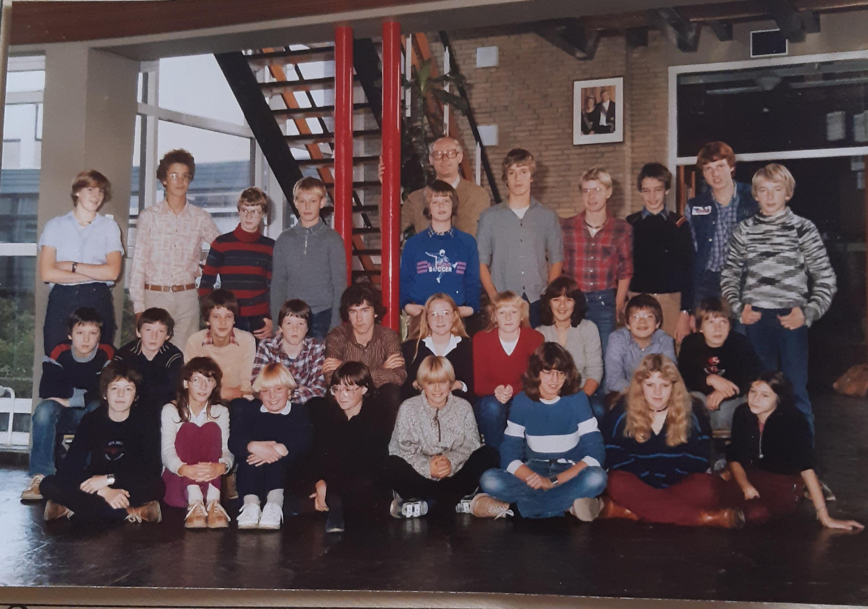 dr Th. J de Visserschool voor chr. MAVO foto