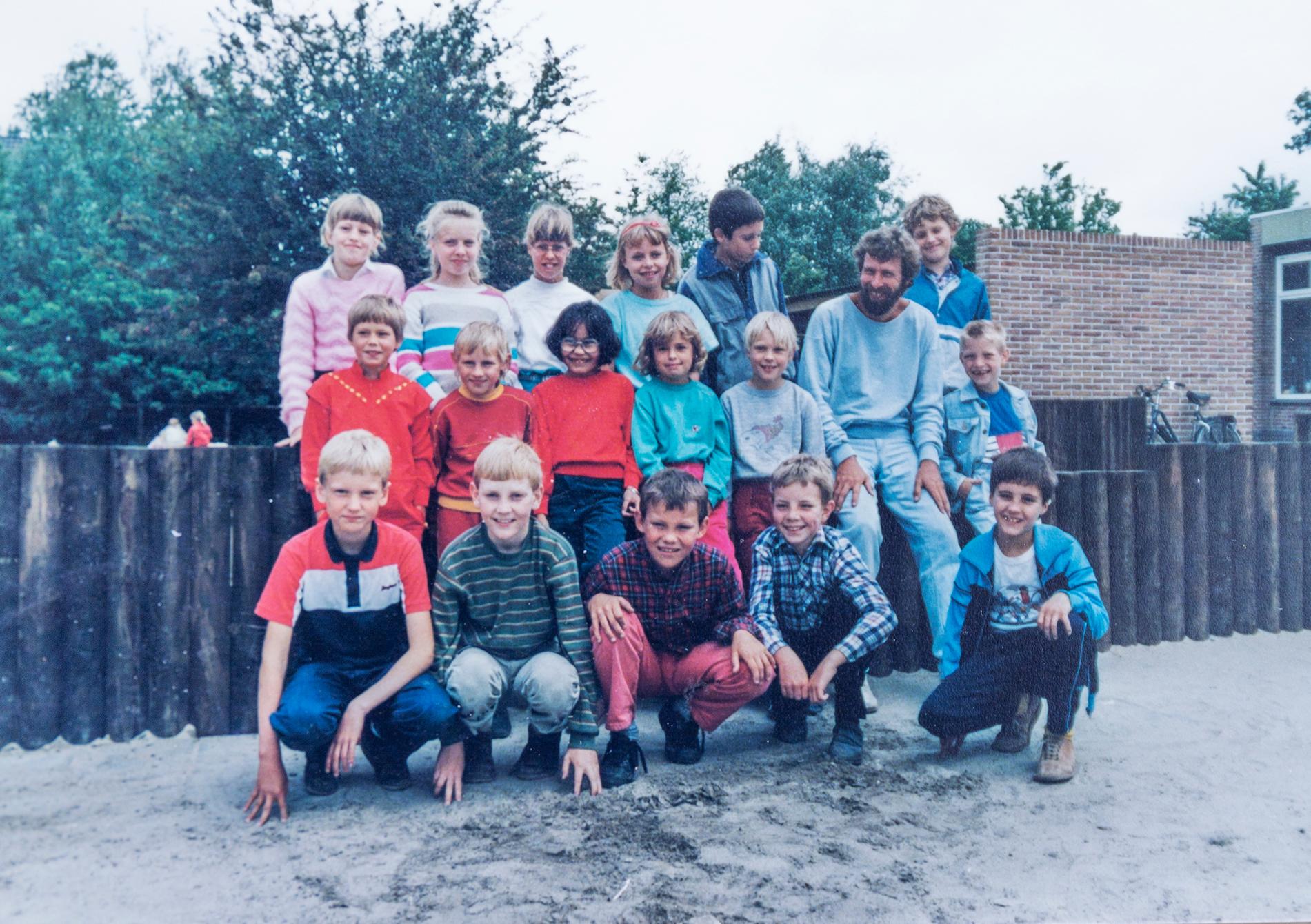 Spoorbuurtschool foto
