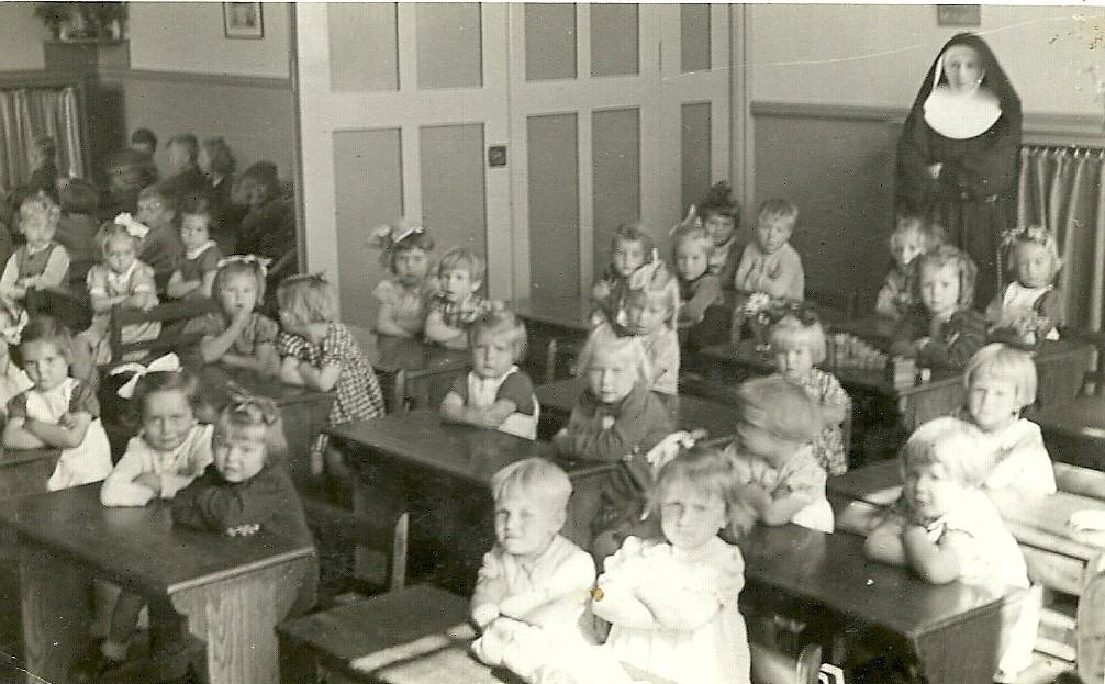 Sint Luciaschool foto