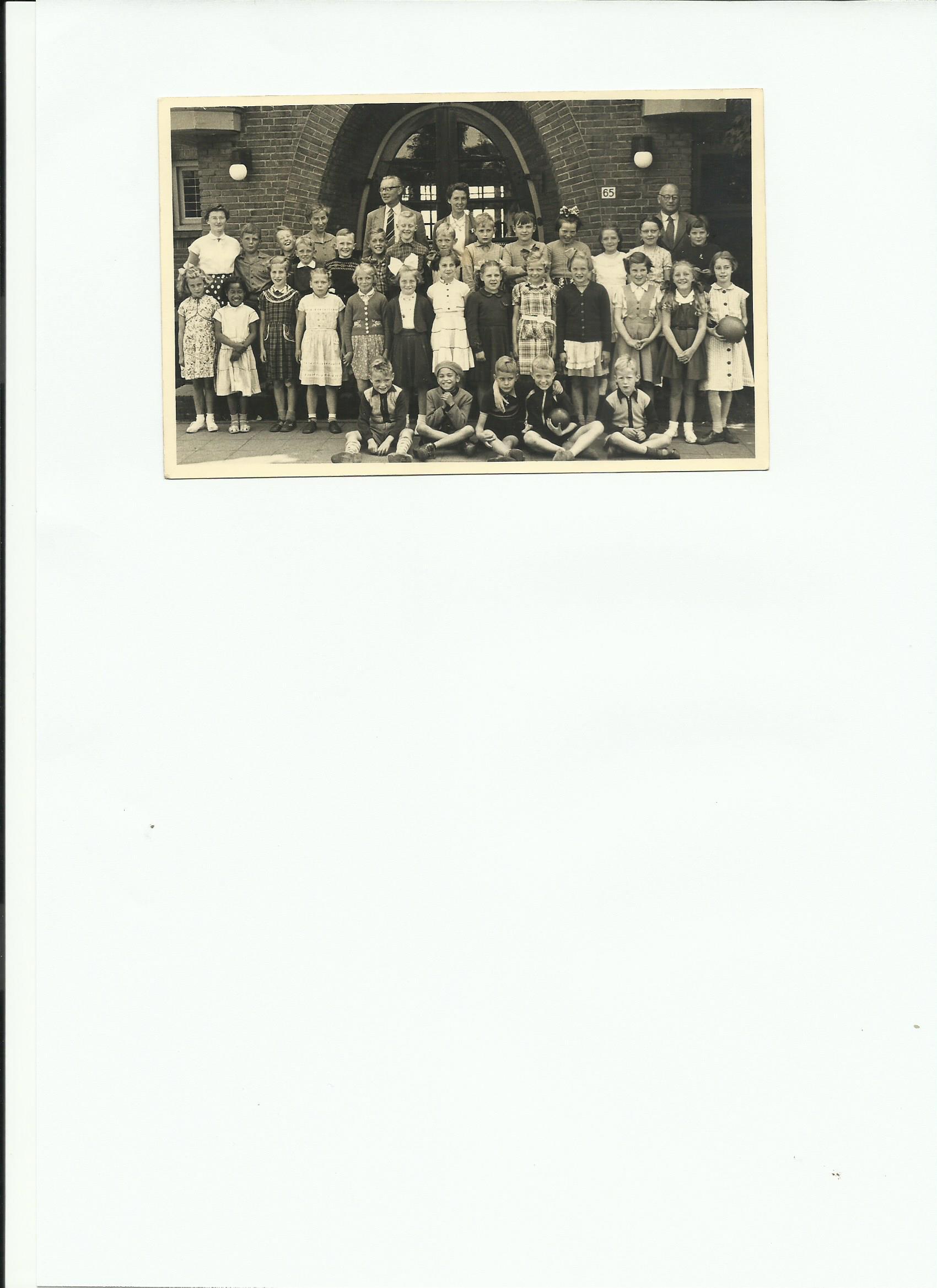 Mr J Terpstraschool foto