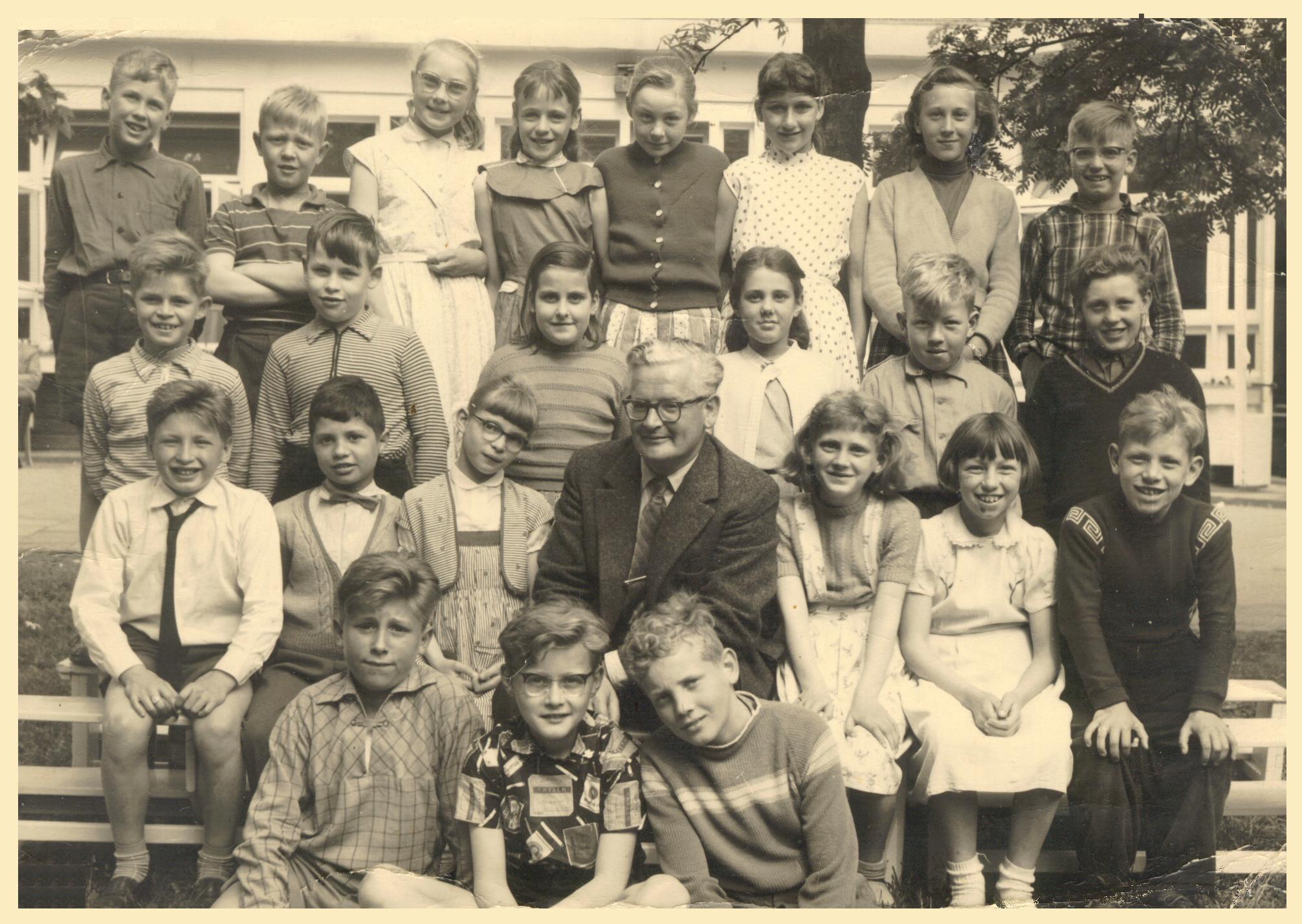 1e Gemeentelijke Openluchtschool foto