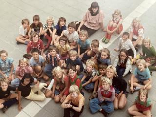 deken wiegerinkschool foto