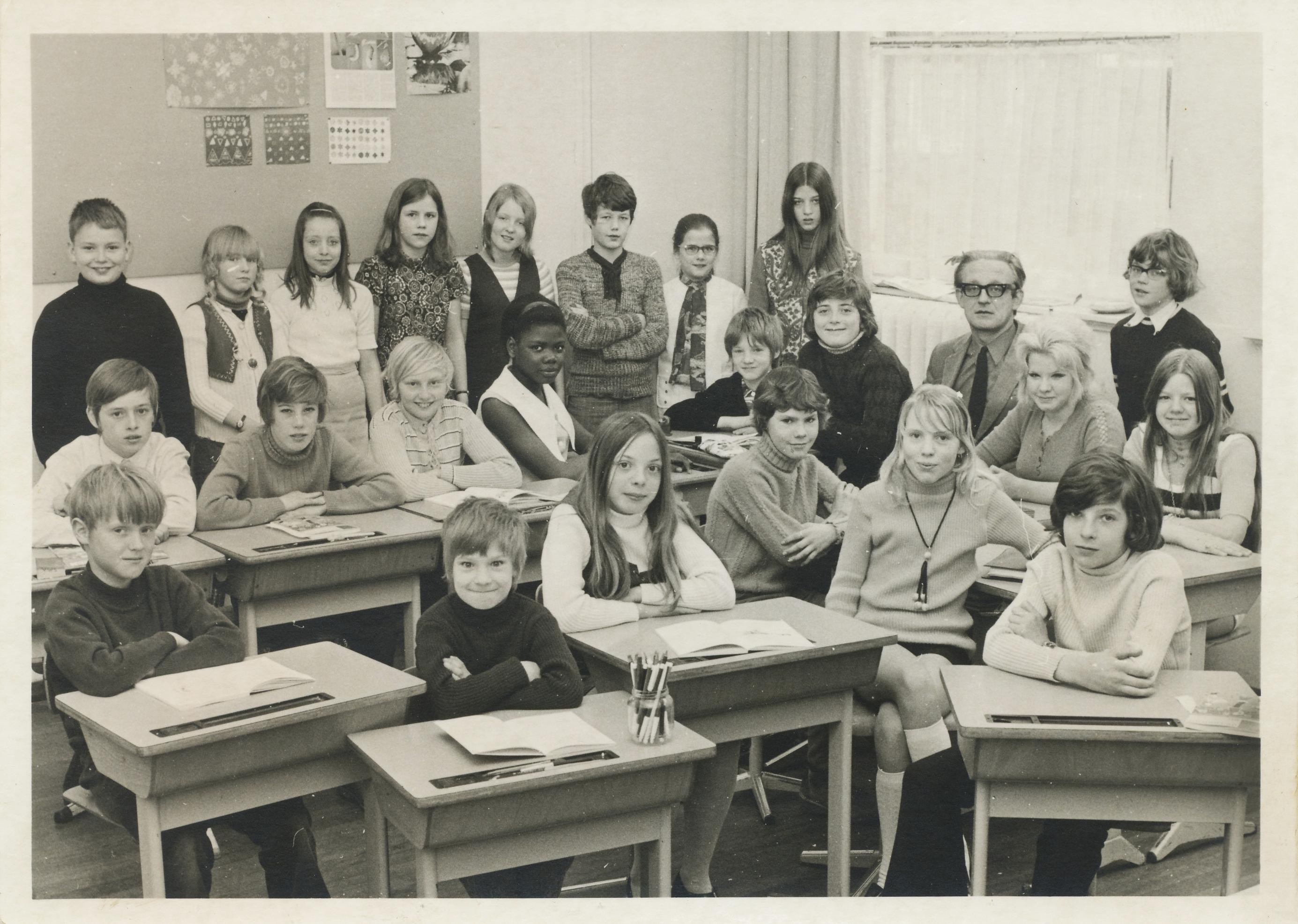 van Wassenaerschool foto