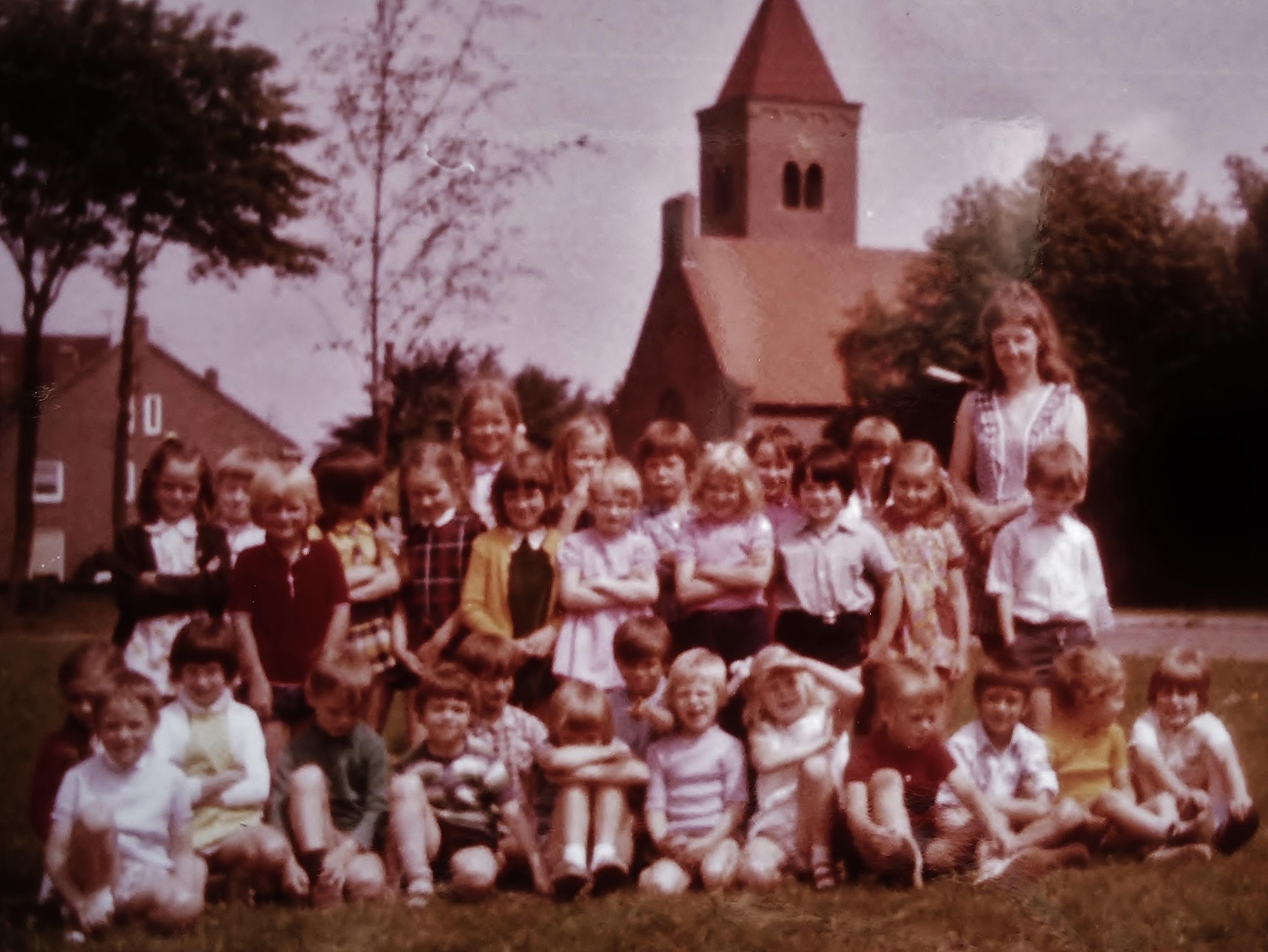 Heilig Hart school foto
