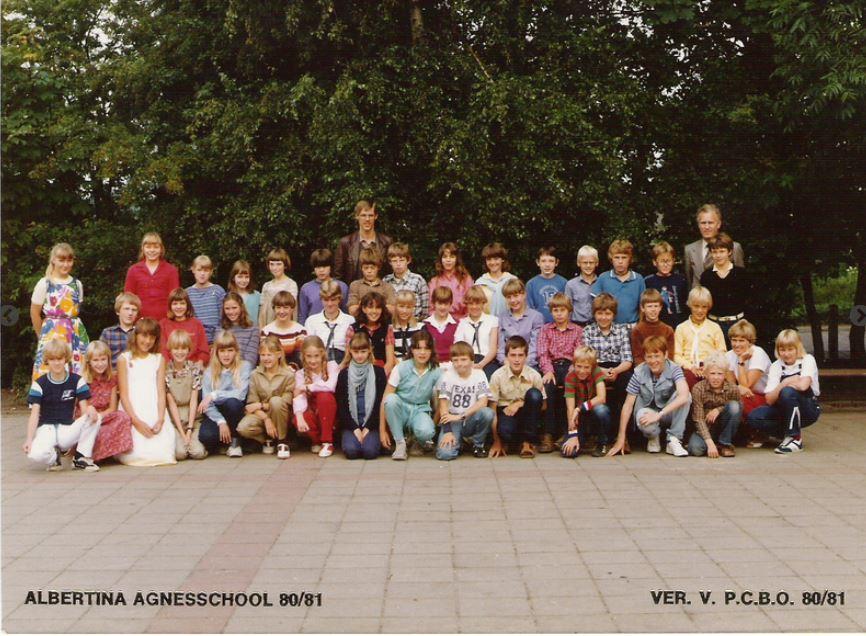 Albertine Agnesschool foto