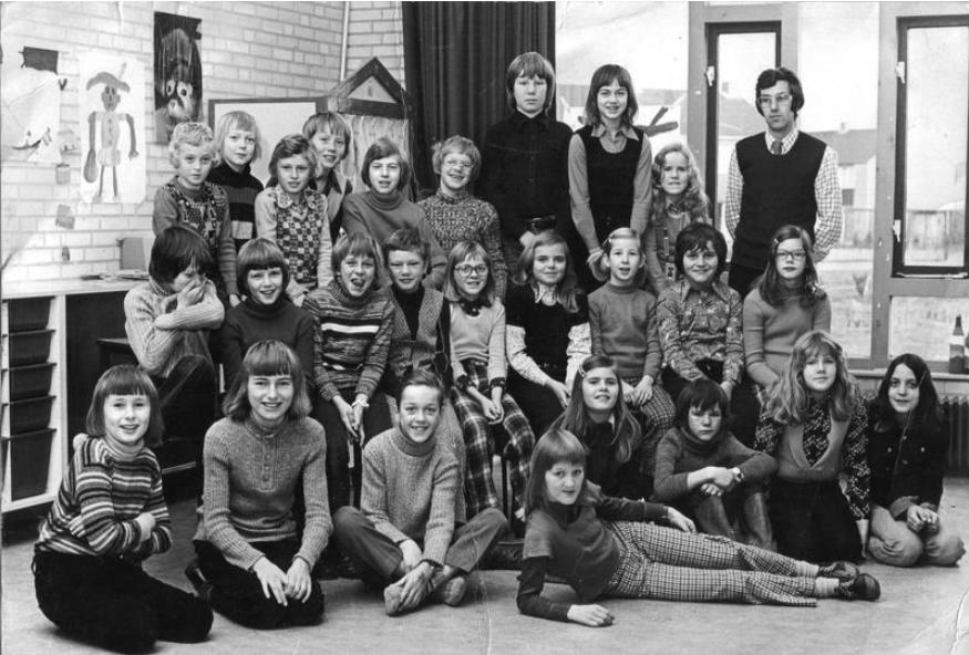 M.C. Blankertschool foto