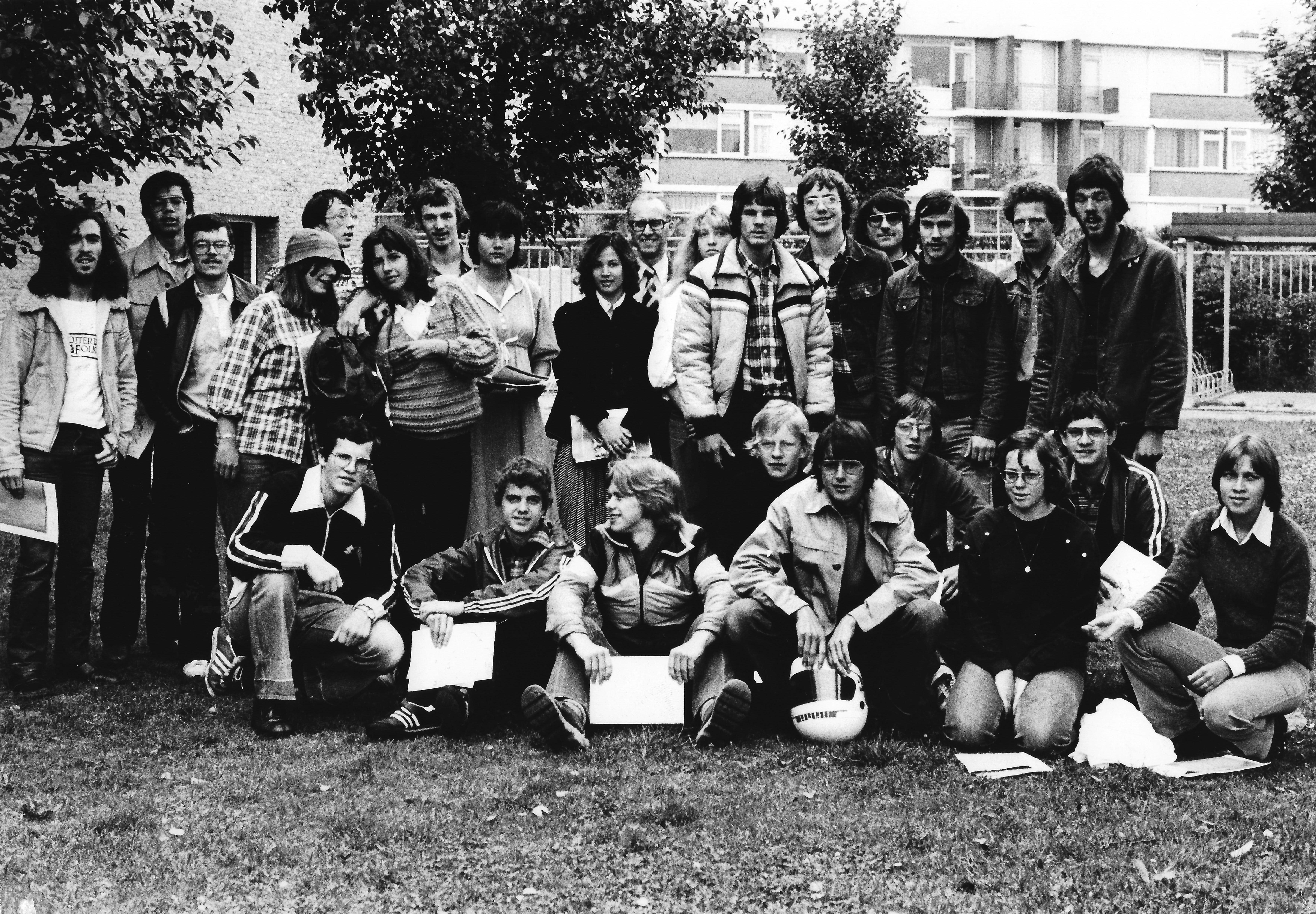 Mgr Frencken College foto