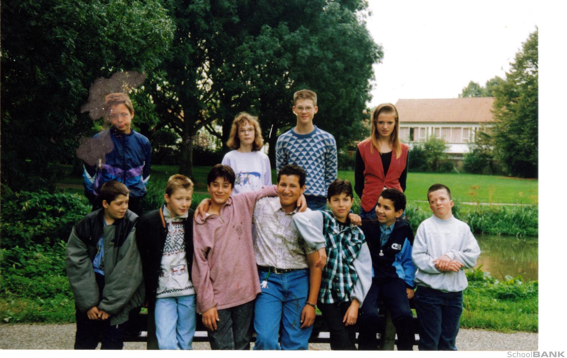 Kranenburgschool voor VBO foto