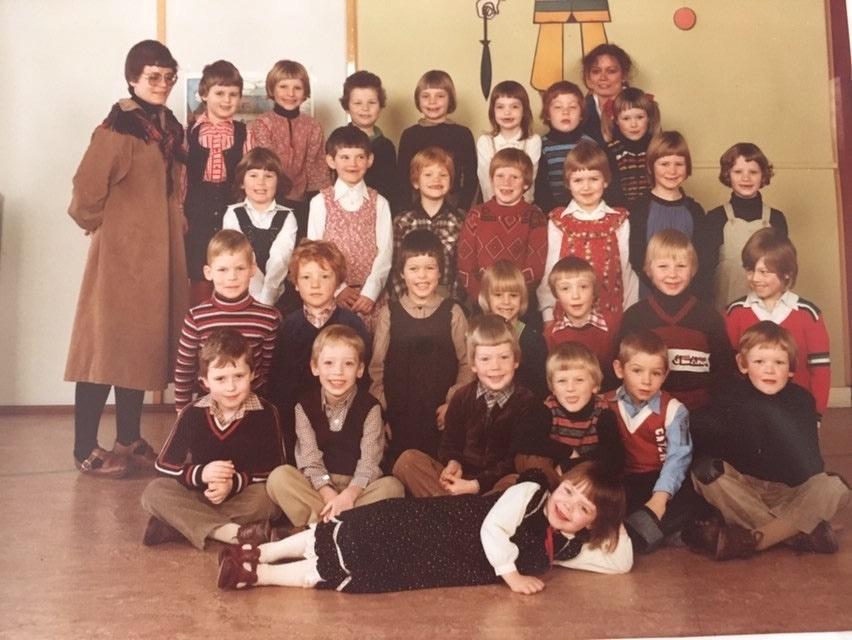 katholieke kleuterschool foto
