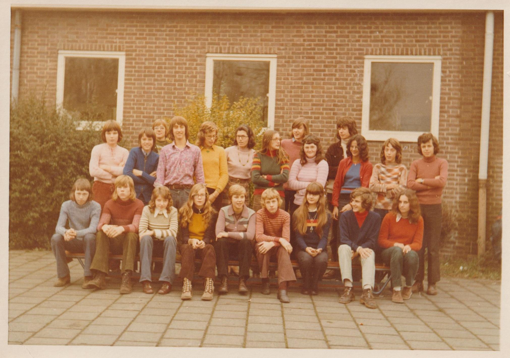 Tooropschool voor RK MAVO foto