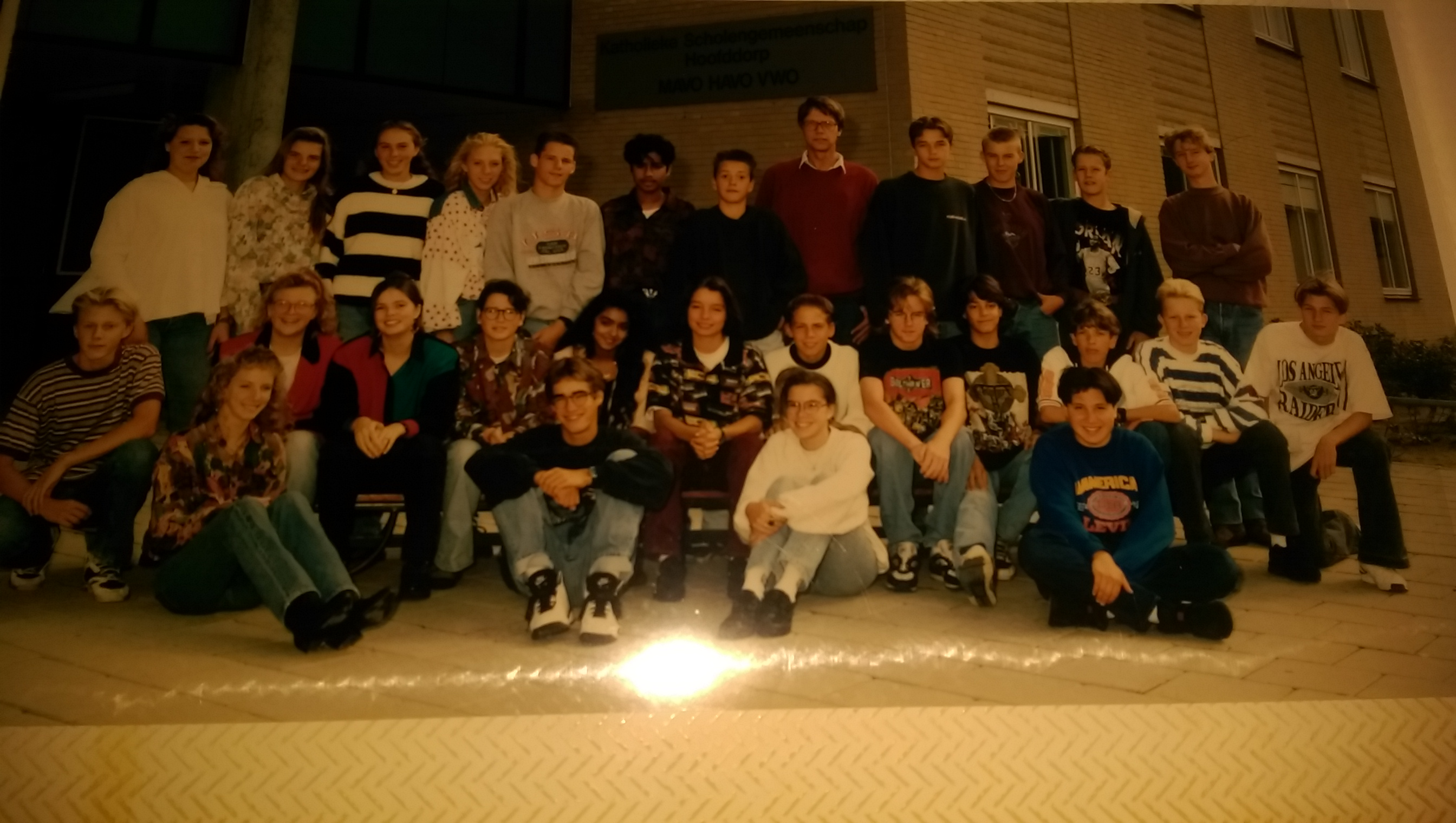 Katholieke Scholengemeenschap Hoofddorp foto