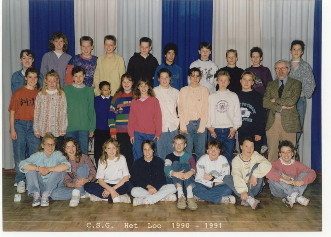 Christelijke Scholengemeenschap 't Loo foto
