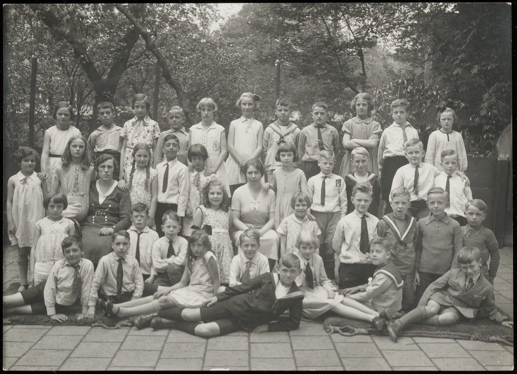 H.J. van Wijlenschool foto