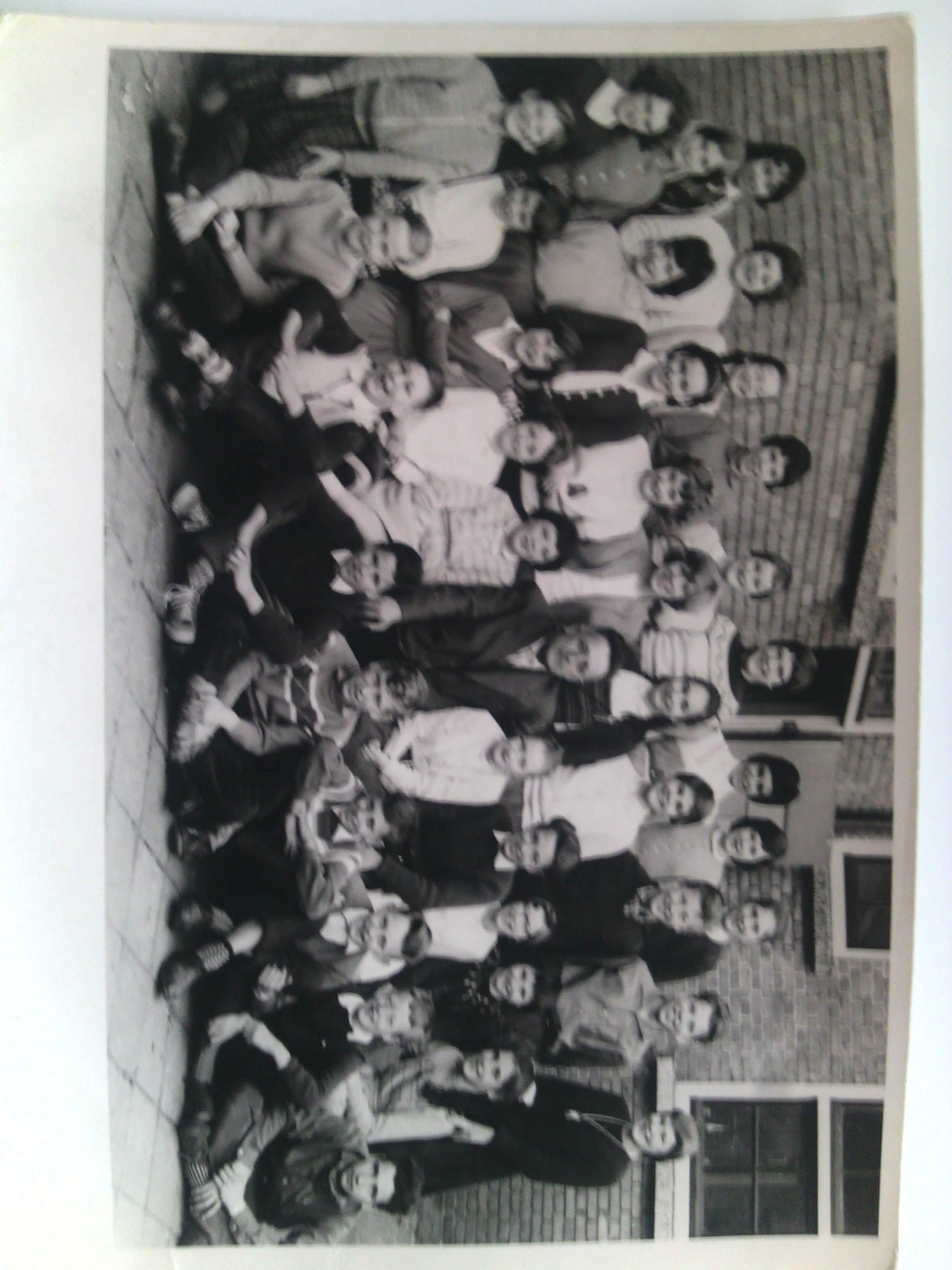 Driftstraatschool foto