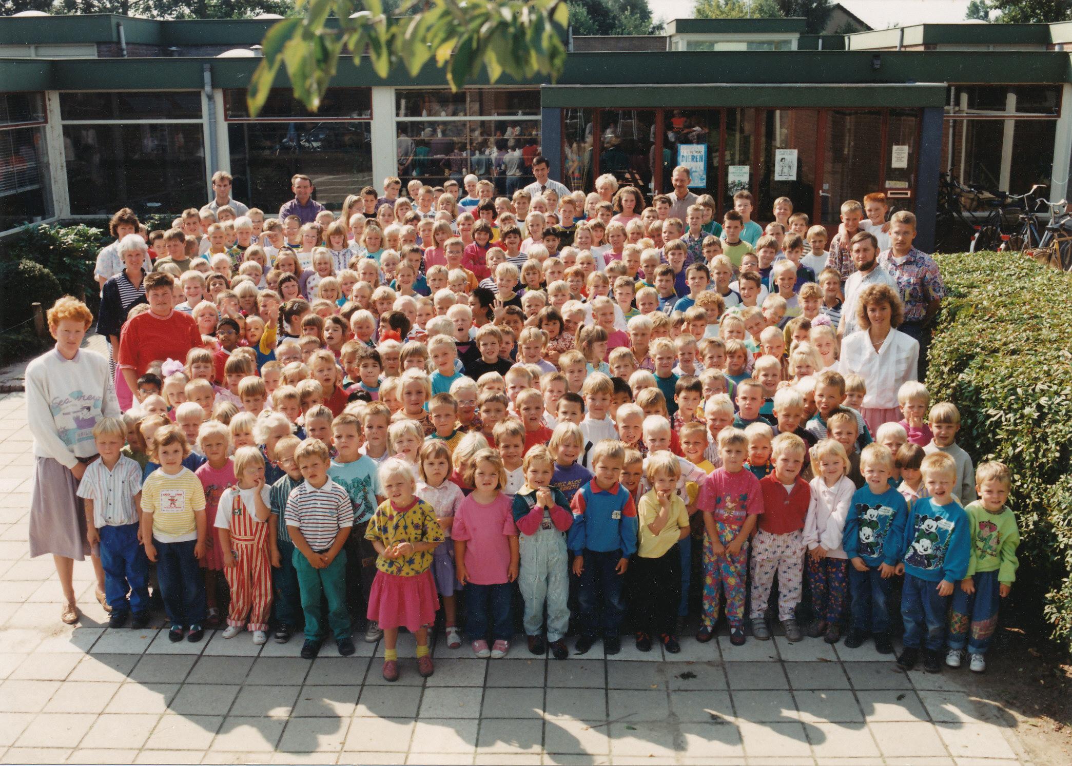 Willem van Oranjeschool foto