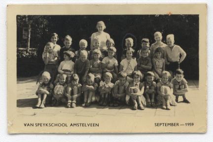 Van Speykschool foto