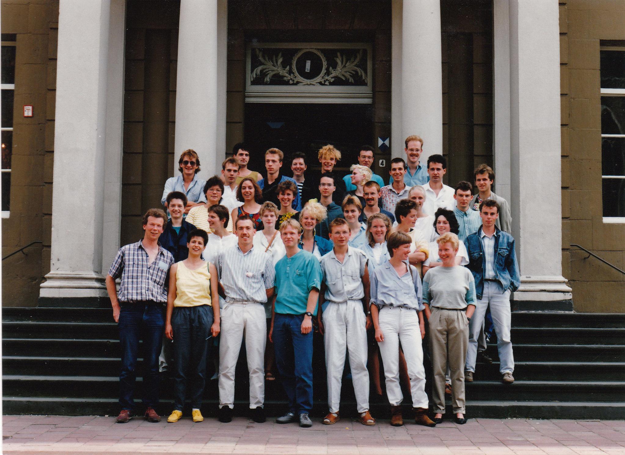 Rijksacademie Nieuw Rollecate opleiding Milieukunde foto