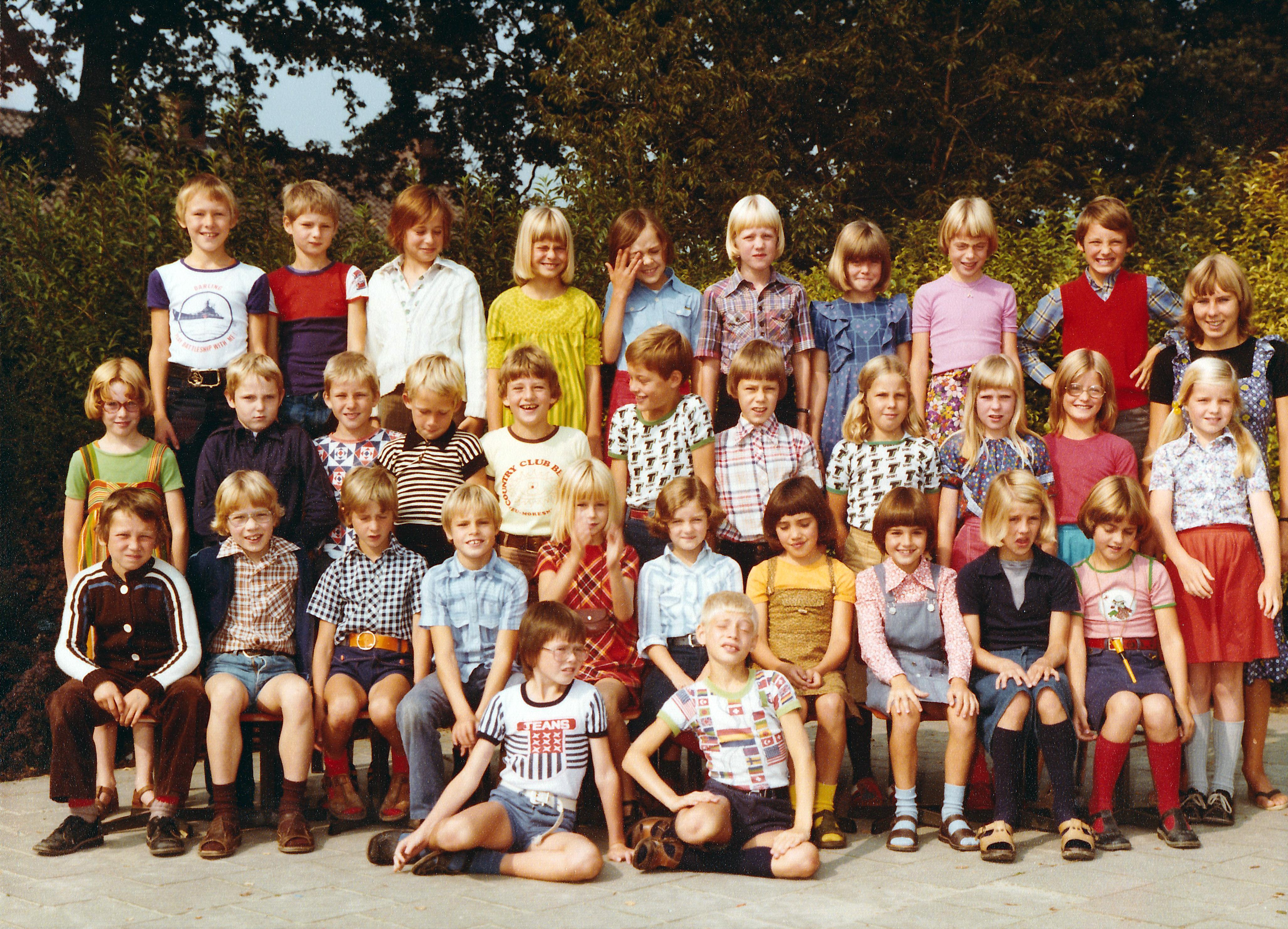 Dominee Bakkerschool foto