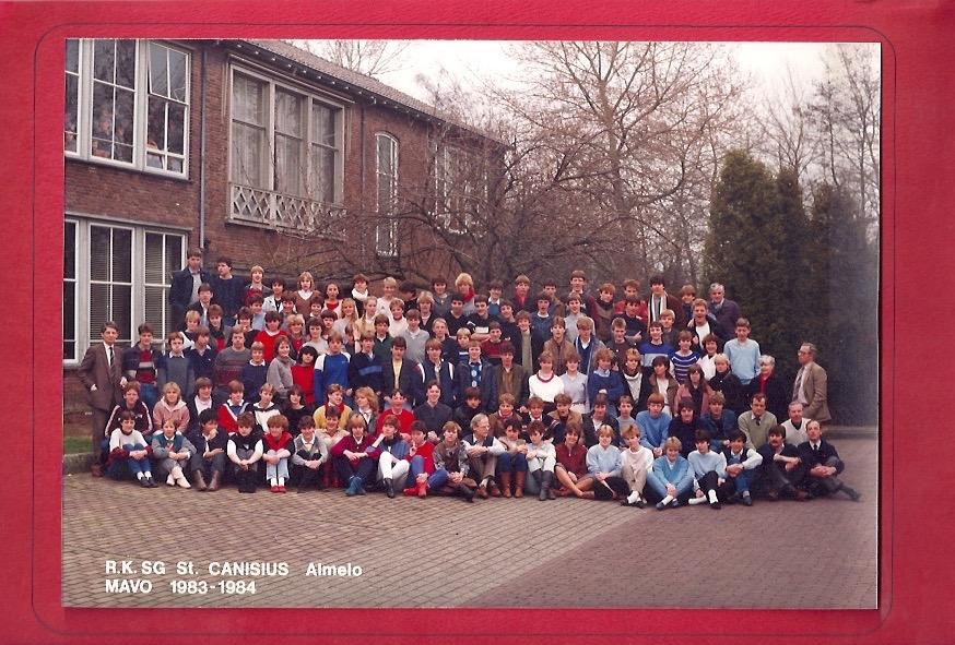Scholengemeenschool St Canisius foto