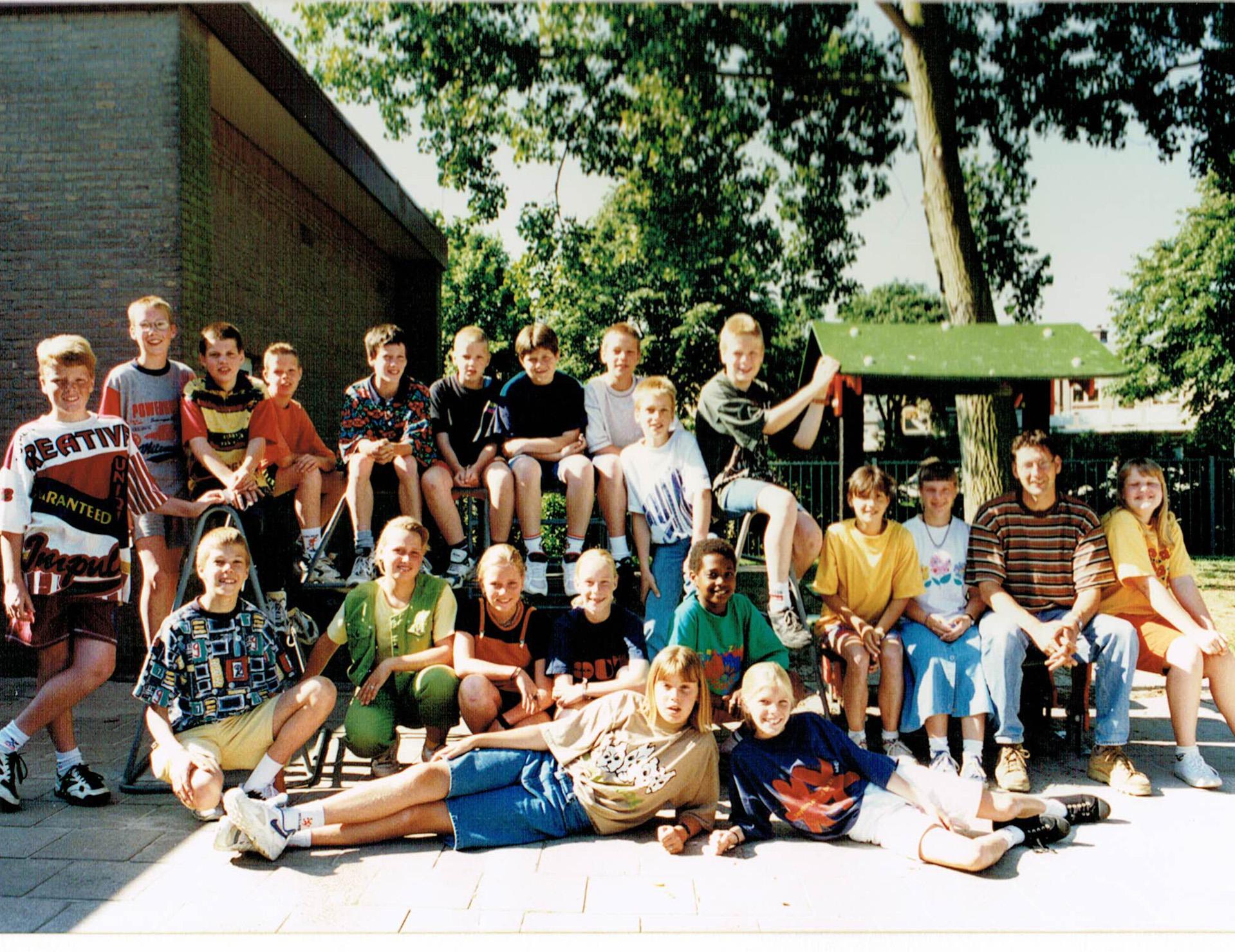 Rehoboth-School foto