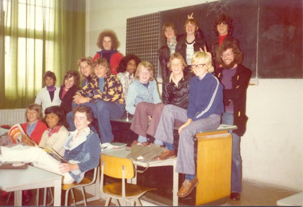 2de Technische School foto