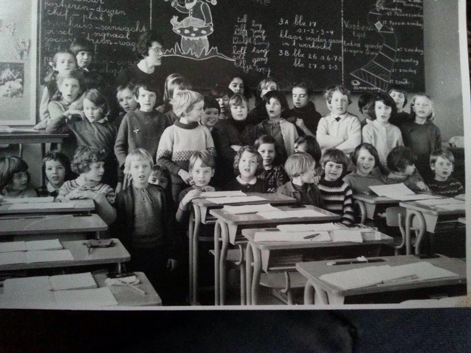 Mariaschool foto