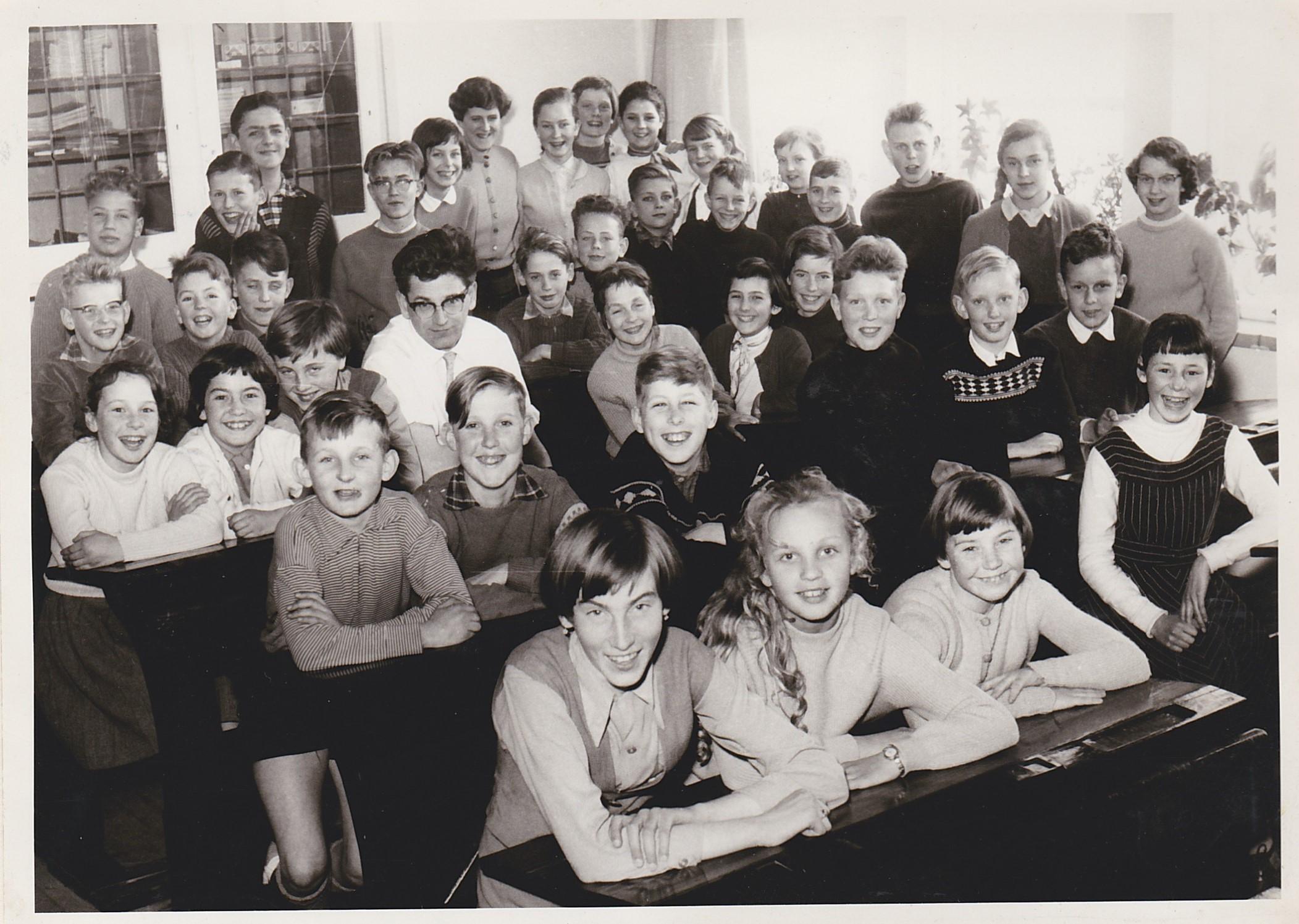 Europa-school foto
