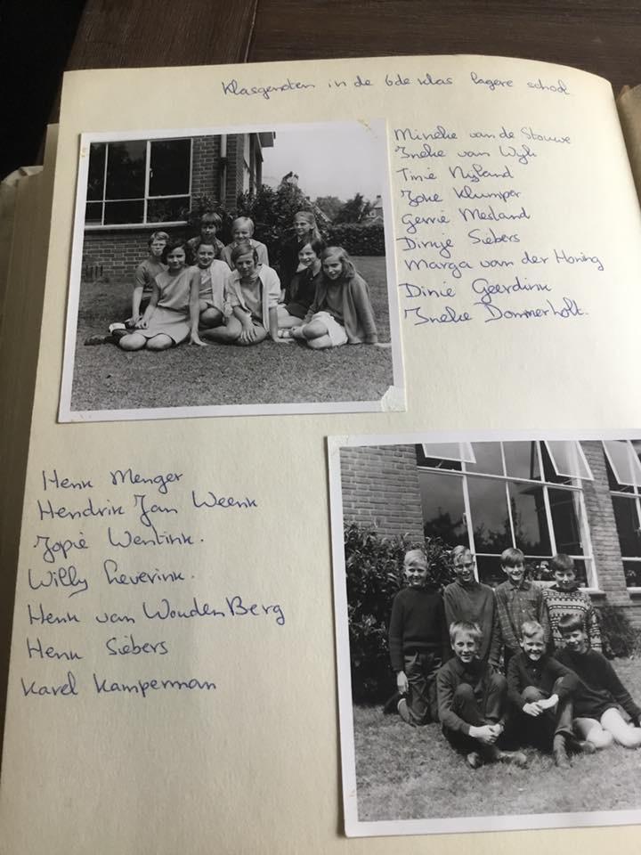 H.W. Heuvelschool foto
