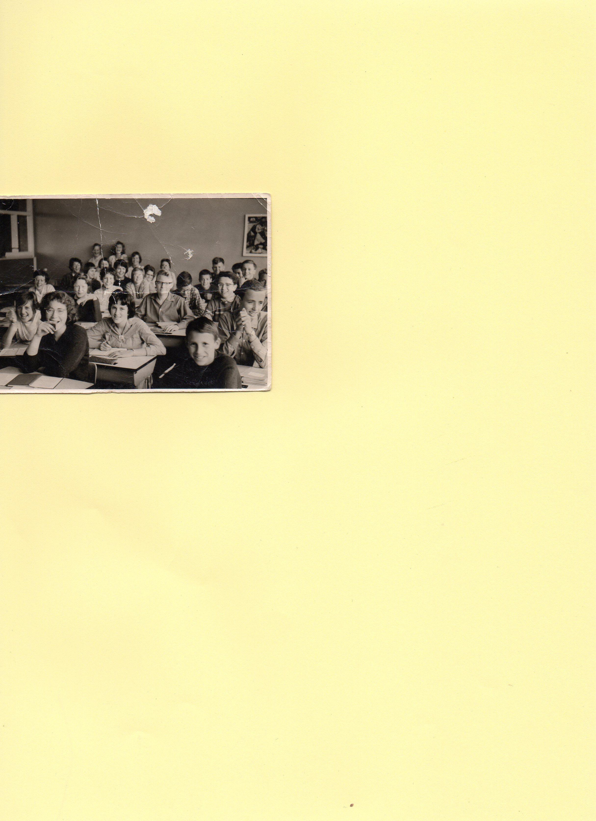 Spinozaschool foto