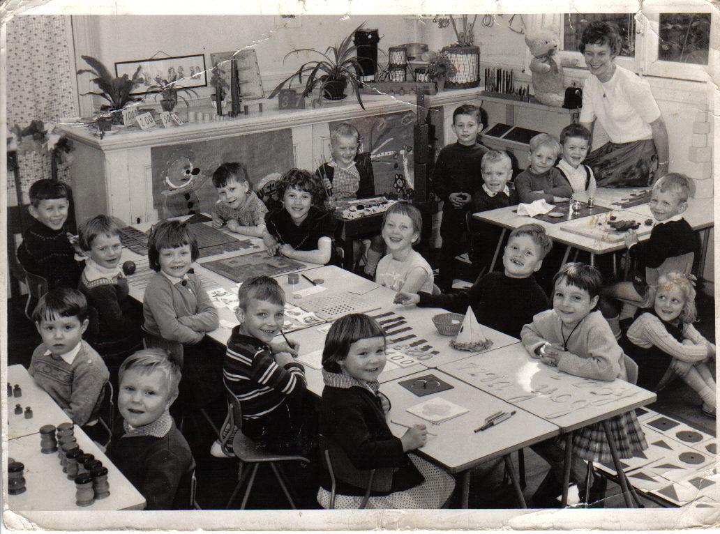Het Winterkoninkje 2e Montessori-School foto
