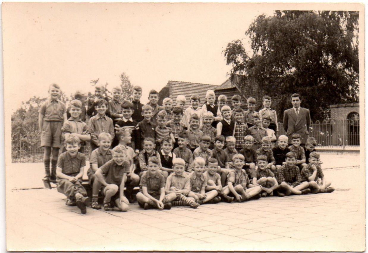 R.K.Jongensschool 'St. Jozef' foto