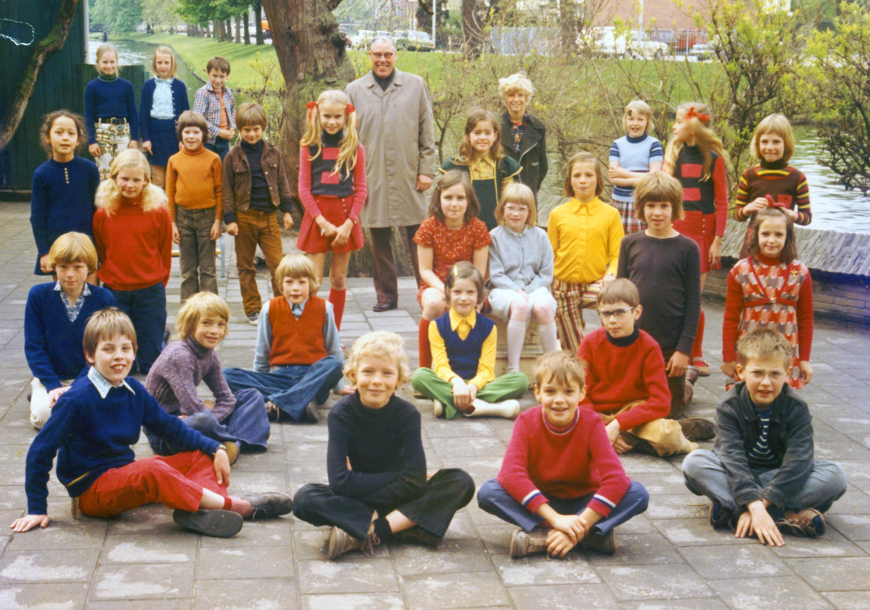 1e Leidse Schoolvereniging foto