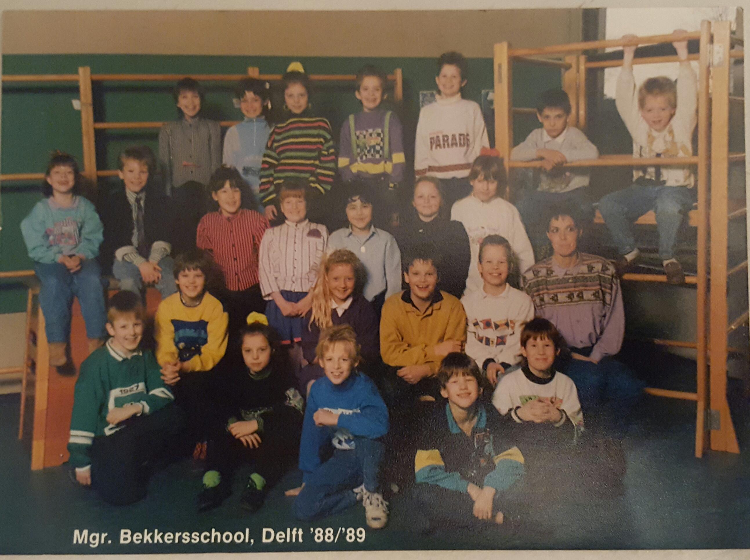Monseigneur Bekkersschool foto