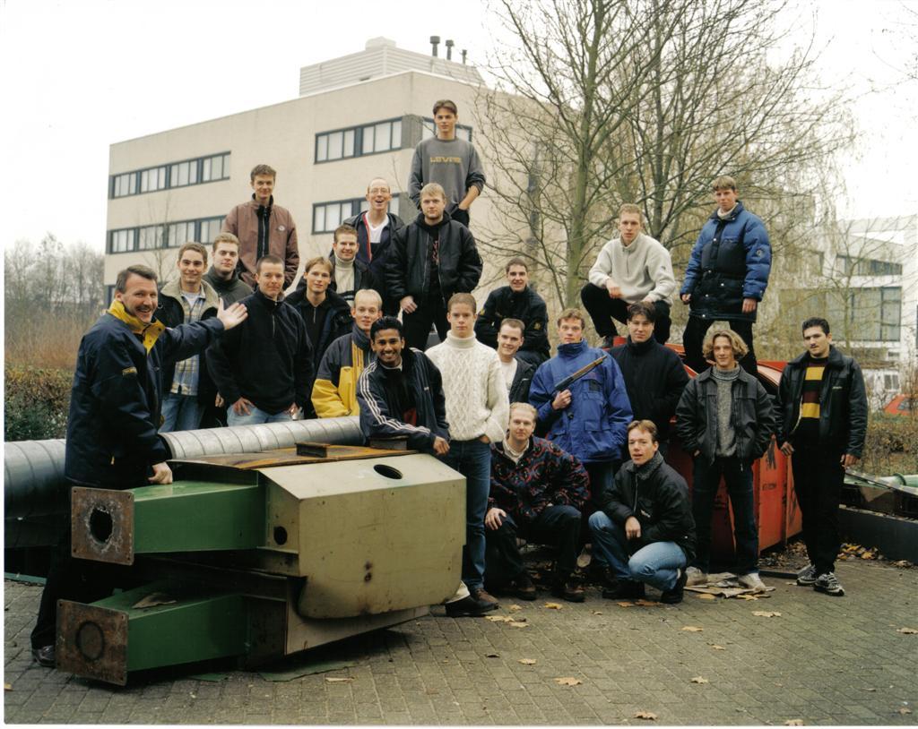 ROC Leiden (voorheen M.T.R.O) foto