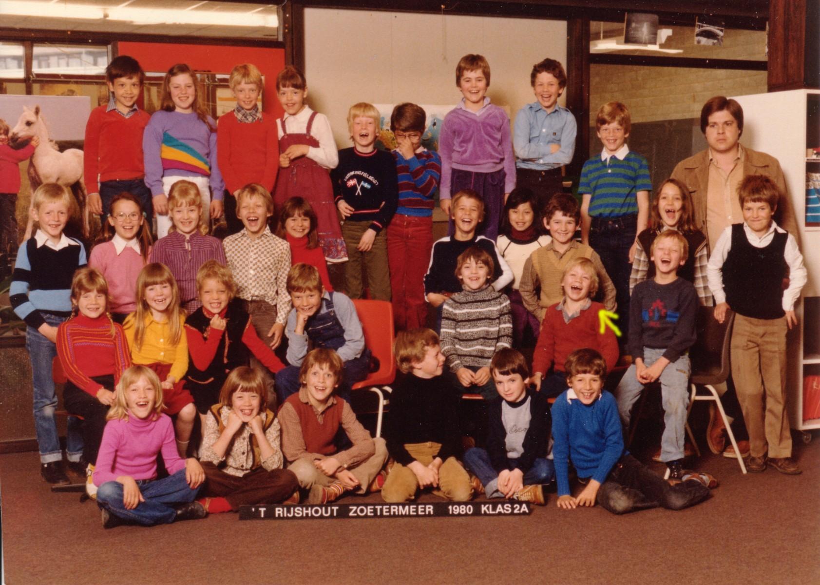 Openbare basisschool Het Rijshout foto