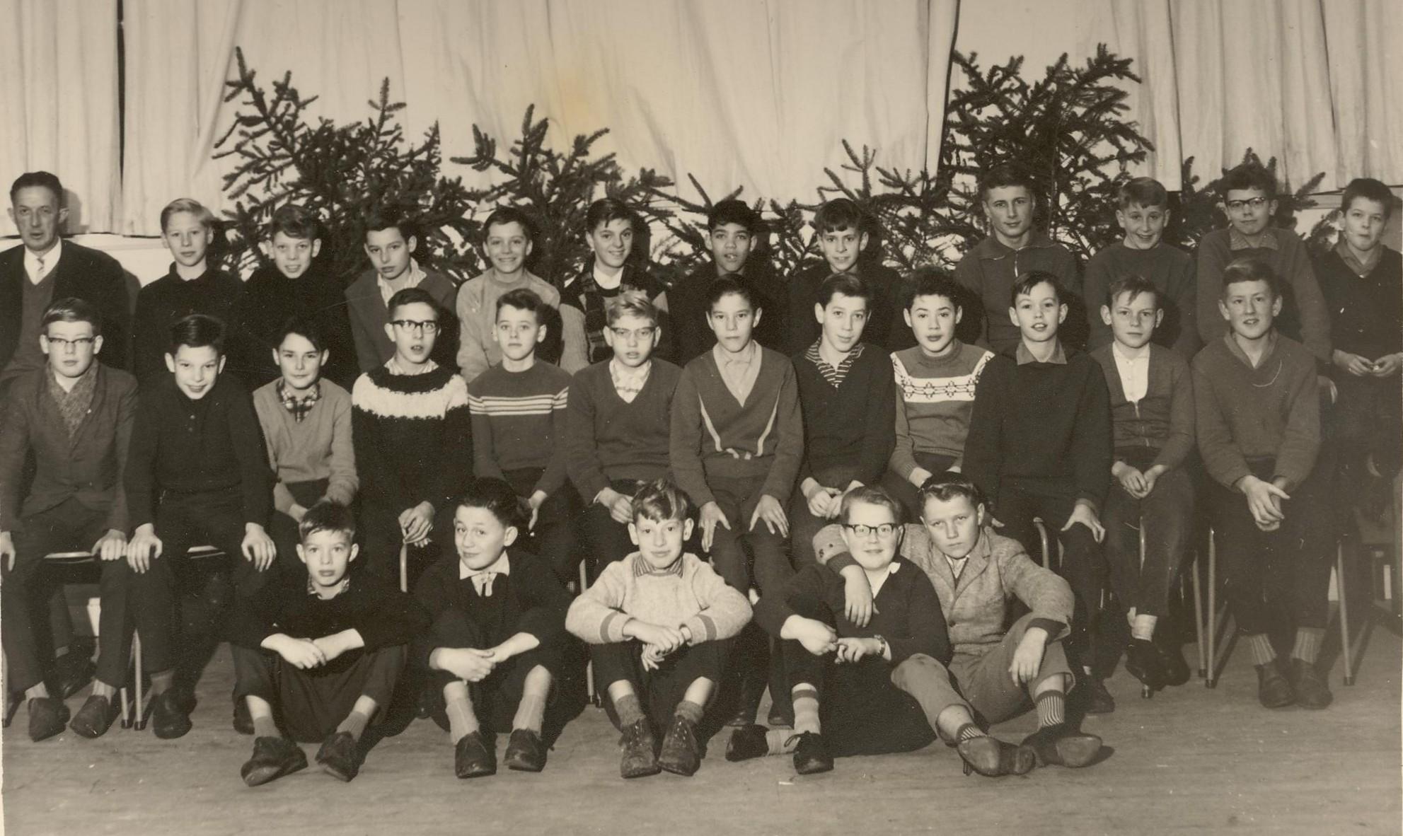 Hugo de Grootschool foto
