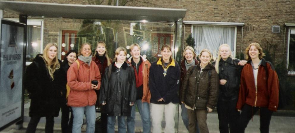 Hogeschool van Utrecht (FSAO) foto