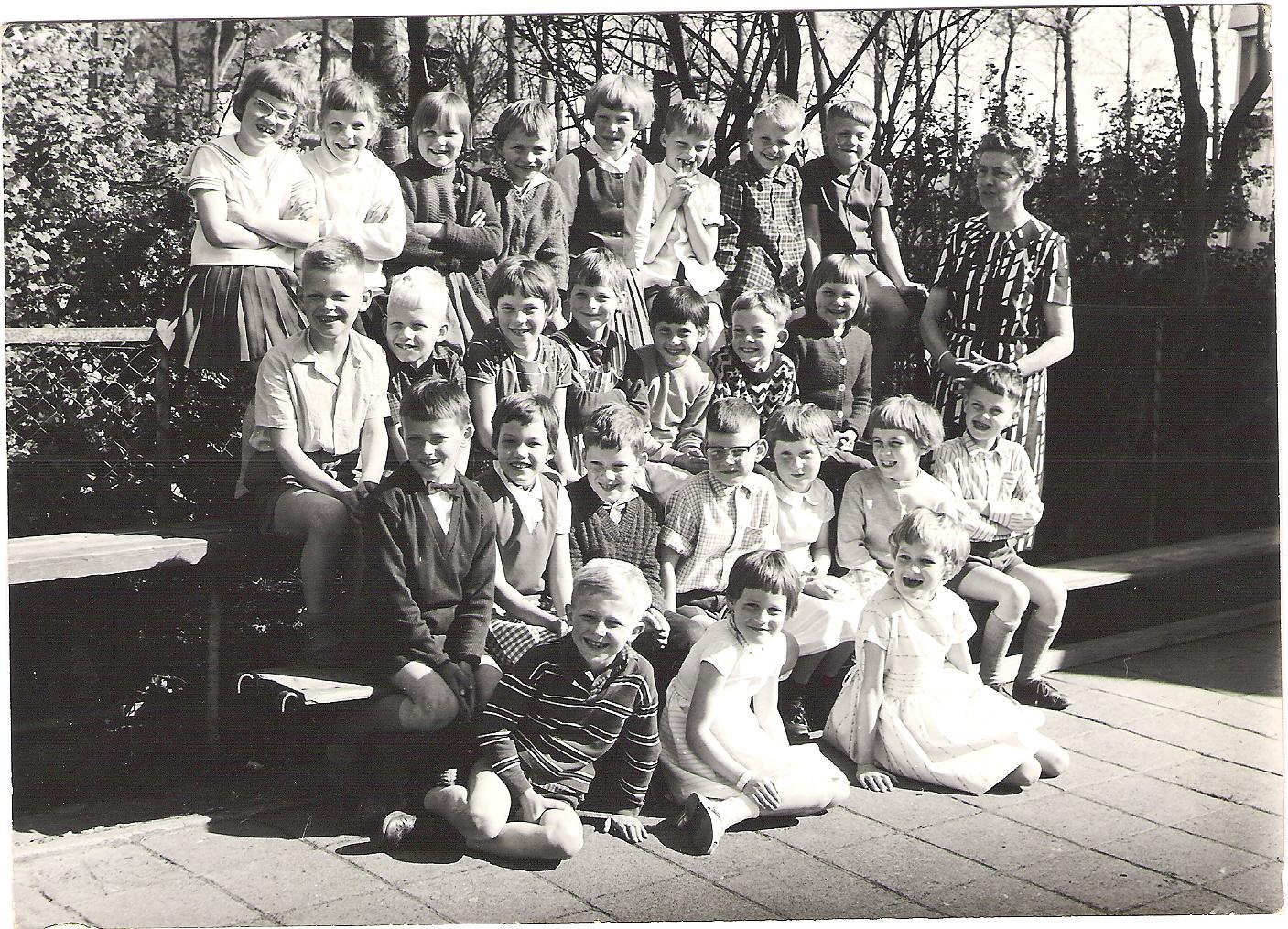 St Michael-School foto