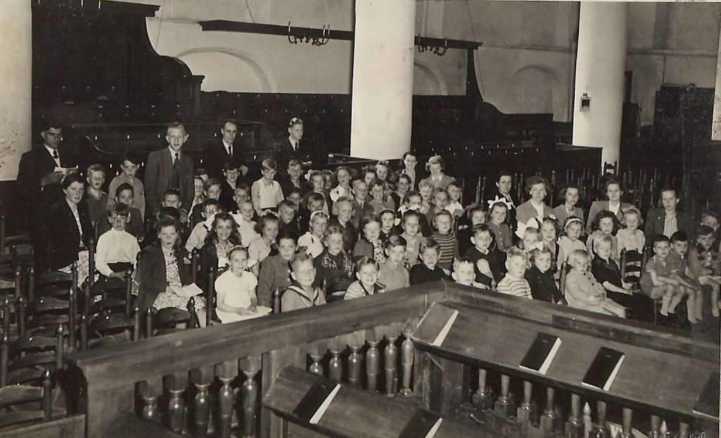 Zondagschool foto