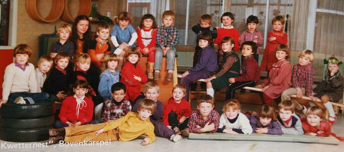 't Kwetternest (Kleuterschool) foto