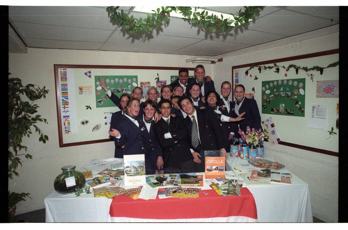 EuroCollege Hogeschool en EuroCollege Management School (voorheen: EuroCollege BV) foto