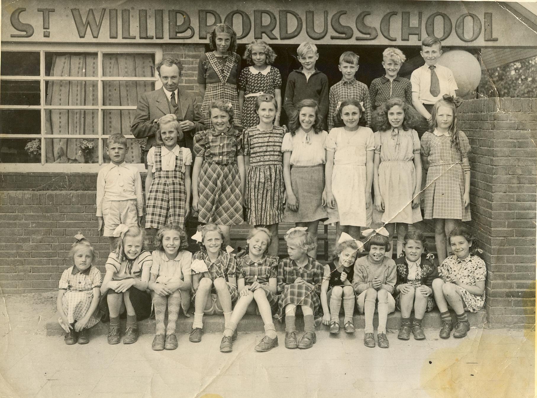 St. Willibrordschool (l.o.) foto